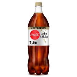Coca-Cola Light Taste koffeinfrei (Einweg)
