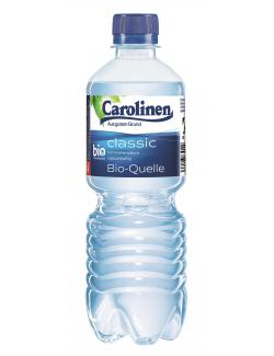 Carolinen Mineralwasser classic (Einweg)