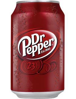Dr. Pepper Erfrischungsgetränk (Einweg)