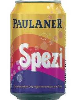 Paulaner Spezi (Einweg)