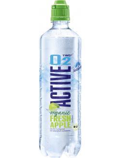 Active O2 Two Erfrischungsgetränk  Fresh Apple  (Einweg)
