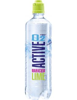 Active O2 Two Erfrischungsgetränk Maracuja Limette (750 ml) - 4005906004585