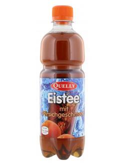 Quelly Eistee Pfirsich (Einweg)