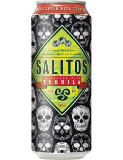 Salitos Flavoured with Tequila Dose (Einweg)