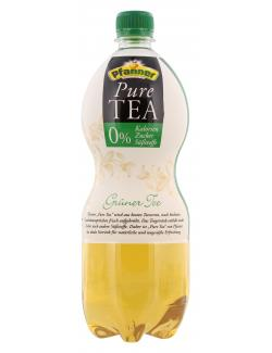 Pfanner Pure Tea Grüner Tee (Einweg)