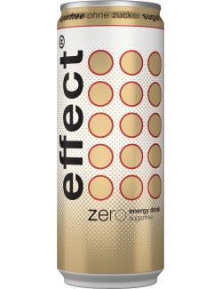Effect Zero High Quality Energy Drink (330 ml) - 4025127020683