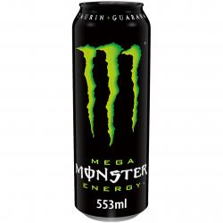 Monster Mega Energy