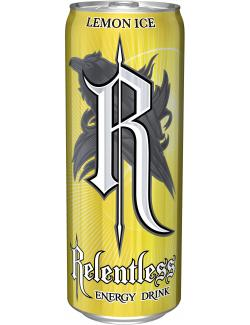 Relentless Lemon Ice (355 ml) - 5060466510685