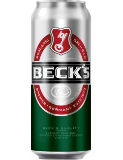 Beck's Pils (Einweg)