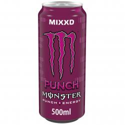 Monster Punch + Energy Baller's Blend (Einweg)