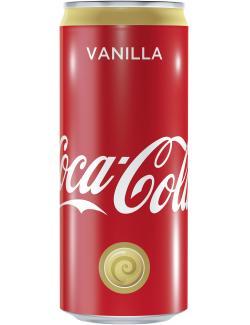 Coca Cola Vanilla (330 ml) - 4260231223128
