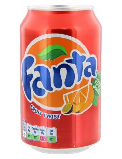 Fanta Fruit Twist (330 ml) - 4260231220219