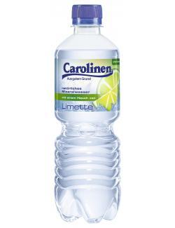 Carolinen Mineralwasser Limette (Einweg)