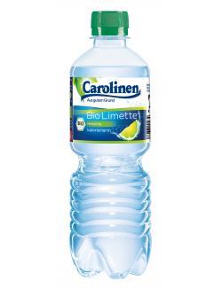 Carolinen Mineralwasser Bio Limette (Einweg)