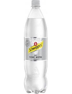 Schweppes Dry Tonic Water (Einweg)