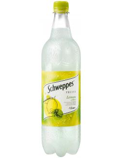 Schweppes Fruity Lemon & Mint (Einweg)