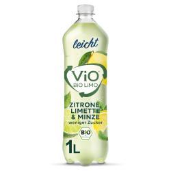 Vio Bio Leicht Zitrone-Limette-Minze (Einweg)