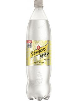 Schweppes Indian Tonic Water Zero (Einweg)