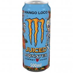 Monster Juiced Mango Loco (Einweg)