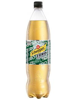 Schweppes American Ginger Ale Zero (Einweg)