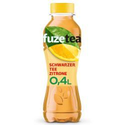 Fuze Tea Schwarzer Tee Zitrone (Einweg)