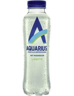 Aquarius Limette Magnesium (Einweg)