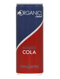 Red Bull Organics Simply Cola Einweg