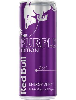 Red Bull Energy Drink The Purple Edition Acai (Einweg)