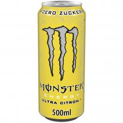 Monster Ultra Citron (Einweg)