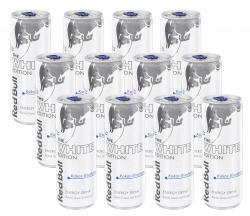Red Bull Energy Drink White Edition (Einweg)