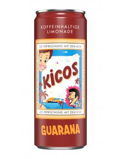 Kicos Guarana Dose Einweg