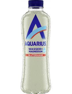 Aquarius Wasser + Magnesium Blutorange (Einweg)