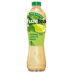 Fuze Tea Grüntee Limette-Minze (Einweg)