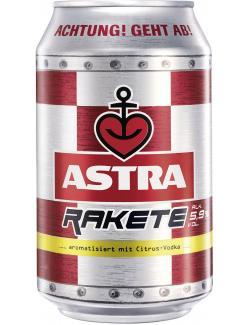 Astra Rakete Citrus-Vodka Dose (Einweg)