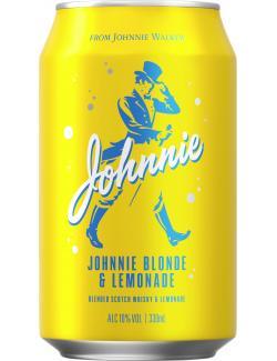 Johnnie Walker Johnnie Blonde & Lemonade (Einweg)