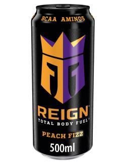 Reign Peach Fizz Zero Zucker (Einweg)