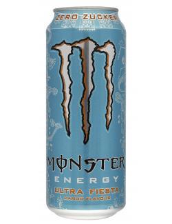 Monster Energy Ultra Fiesta Zero Zucker (Einweg)