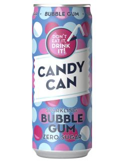 Candy Can Bubblegum Zero Sugar (Einweg)