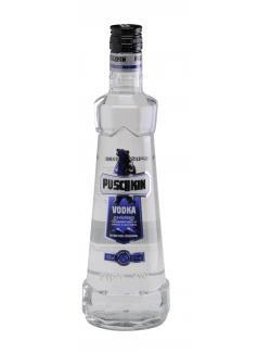Puschkin Vodka (700 ml) - 4008669016024