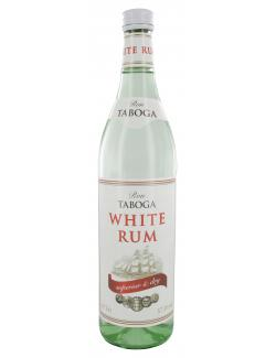 Ron Taboga White Rum Light & Dry (700 ml) - 4002159530601