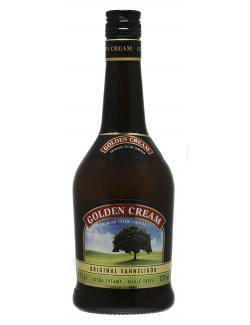 Golden Cream Sahne-Liqueur Whisky