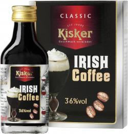 Kisker Irish Coffee (2 x 0,04 l) - 4074900021959