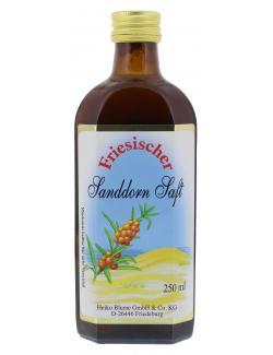 Heiko Blume Bio Sanddorn-Saft (250 ml) - 4101040008400