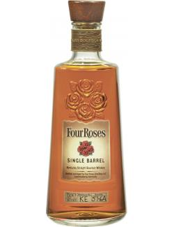Four Roses Kentucky Straight Bourbon Whiskey 40% Vol. (700 ml) - 4005971024006