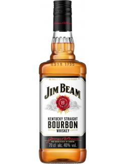 Jim Beam Bourbon Whiskey (700 ml) - 4072500568126