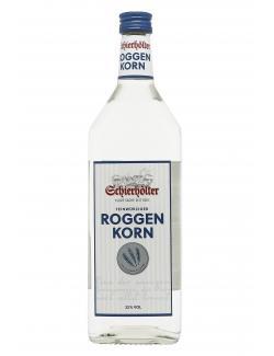 Schierhölter Korn aus Roggen (700 ml) - 4007936001077