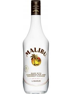 Malibu Rum mit Kokosnuss