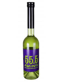 55.5 Absinth