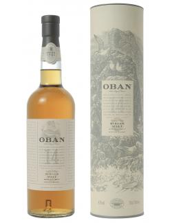 Oban Single Malt Scotch Whisky 14 years