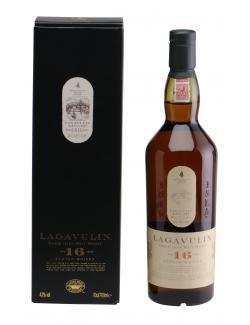 Lagavulin Scotch Whisky 16 Jahre (700 ml) - 5000281005409